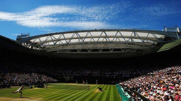 Wimbledon centre court