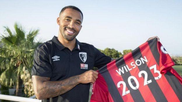 United wanataka kumsajili mshambuliaji wa Bournemouth Callum Wilson