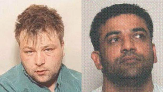 James Nisbet and Saleem Shikari were two organised criminals targeted by police in 2015.