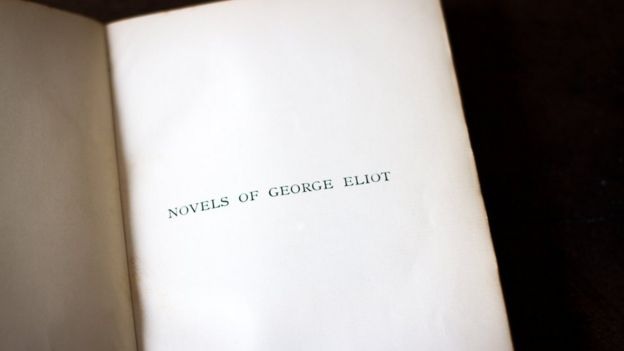 Libro de George Eliot