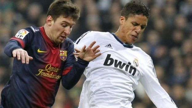 Verane vs Messi