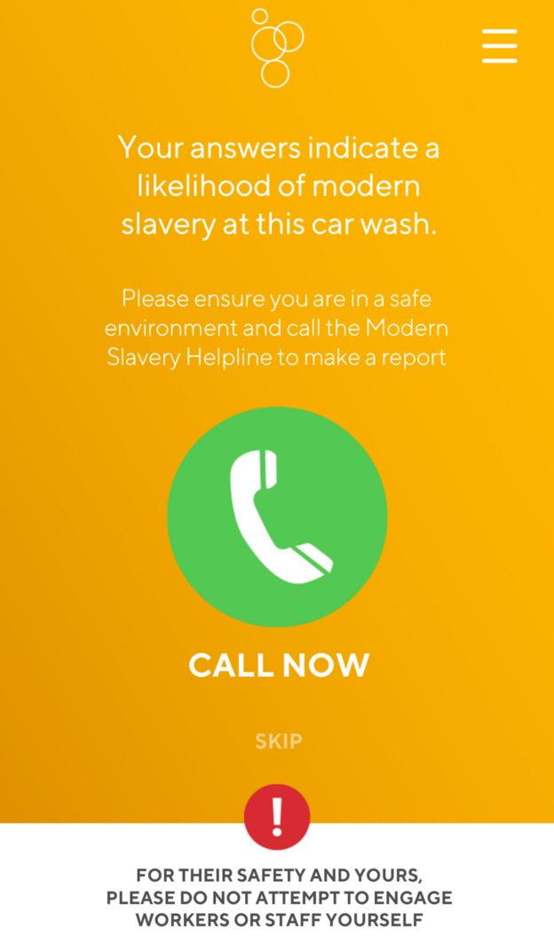 Outstanding Safe Car Wash App Reveals Hundreds Of Potential Slavery Home Remodeling Inspirations Genioncuboardxyz