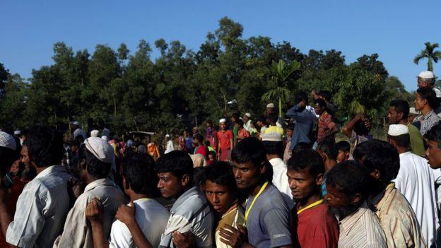 پناهجویان روهینگیا