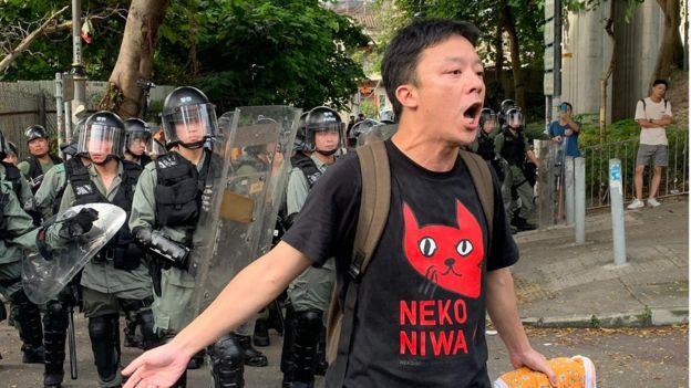 """林郑月娥宣布撤回《逃犯条例》修订 """"四项行动""""回应""""五大诉求"""""""