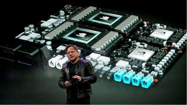 台湾出生的美国科技企业家黄仁勋1993年创立英伟达(Credit: Reuters)