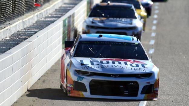 Monster Energy NASCAR Cup Series
