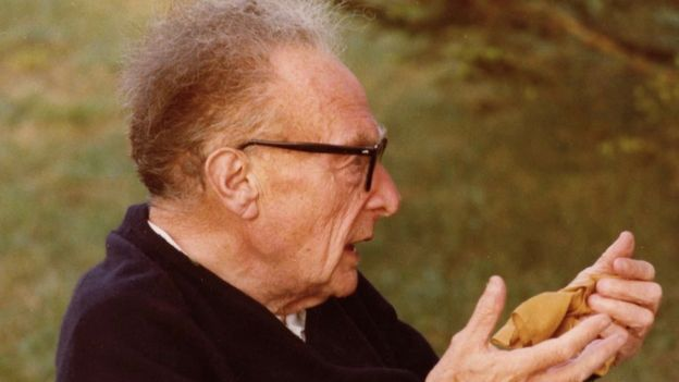 Роман Якобсон, на острове Готланд в 1977 году