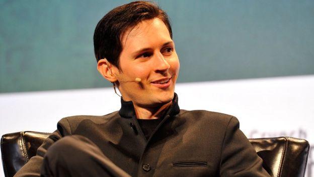 CEO Telegram