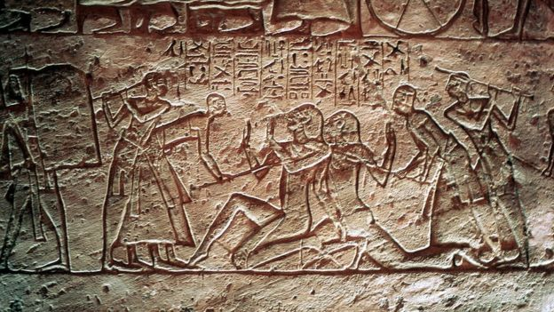 Недоносительство строго наказывалось в древнем Египте