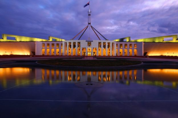 澳大利亞國會星期四(6月28日)通過兩項反外國干預的法案