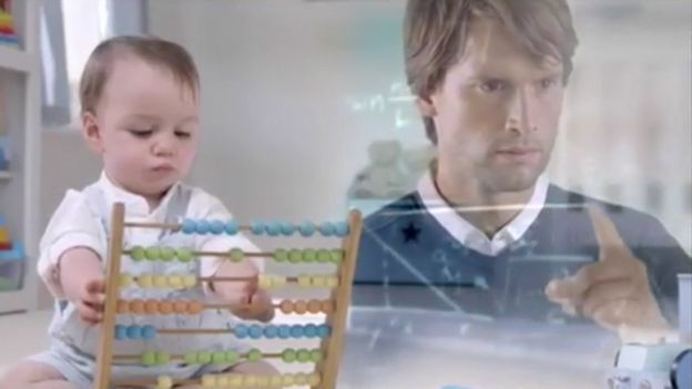 Harmful' gender stereotypes in adverts banned - BBC News