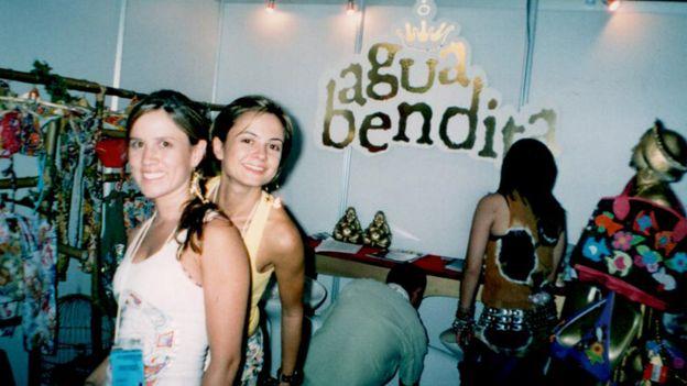 Catalina Álvarez:Agua Bendita, el secreto de los bikinis colombianos que conquistan el mundo