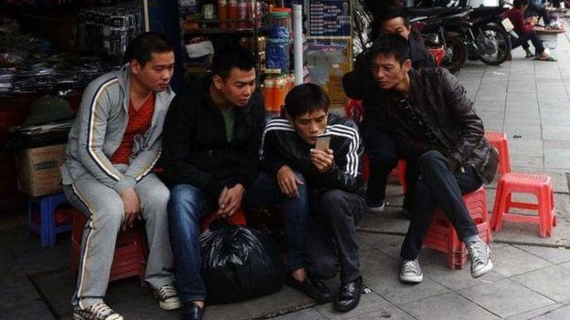 在越南,社交網絡越來越受到人們的歡迎