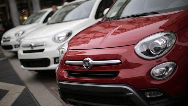 Autos Fiat.