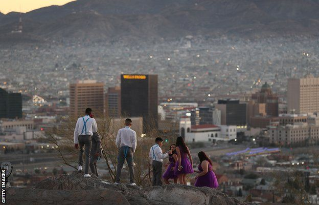 Ciudad Juarez: Murder, drugs and football on the Mexican