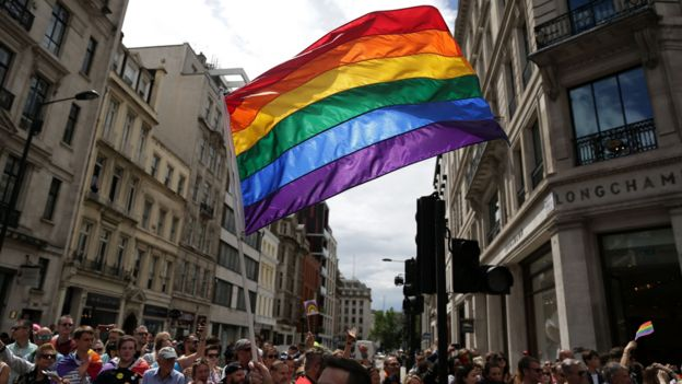 Gay rights 50 years on: 10 ways in which the UK has changed - BBC News