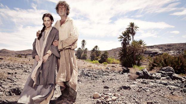 Ной с женой