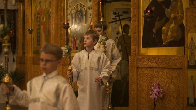 Отношение российской церкви к гомосексуалистам