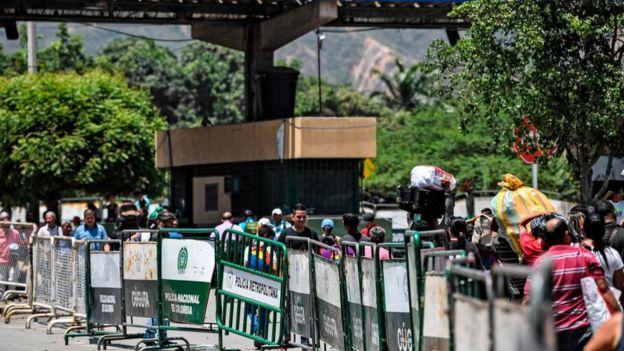 Migración en Colombia
