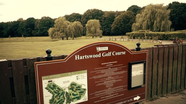 Paul Houghton sues Brentwood Council - Hartswood Golf club