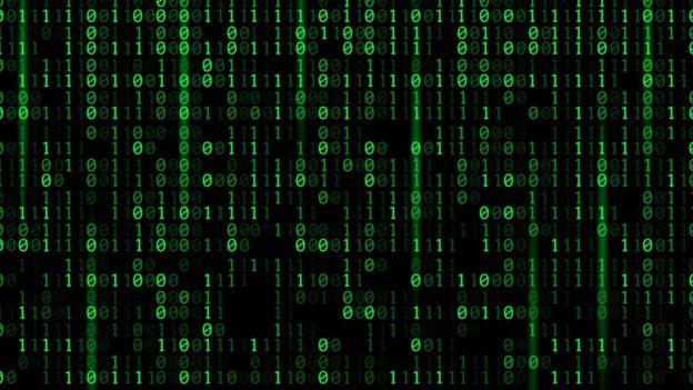 Números que ilustran el concepto de inteligencia artificial