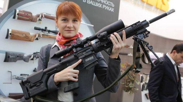 الجاسوسة الروسية  ماريا بوتينا التي قابلت ترامب وسألته عن روسيا _102556151_captugsdfgfre
