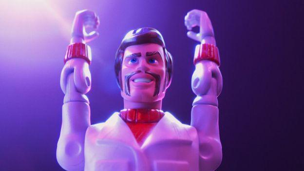 El personaje de Duke Kaboom