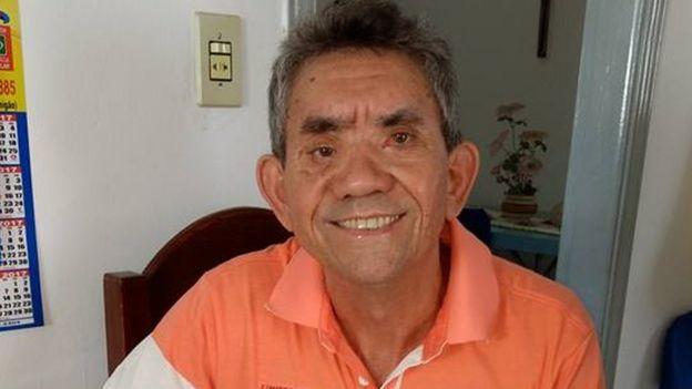 Paulo Rafael Procópio sorri para foto