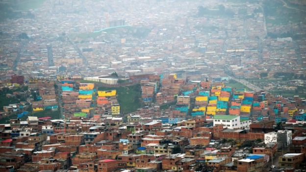 Ciudad Bolívar, Bogotá.