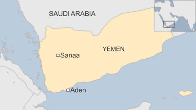 Yemen suicide bombing in Sanaa mosque kills 25 BBC News