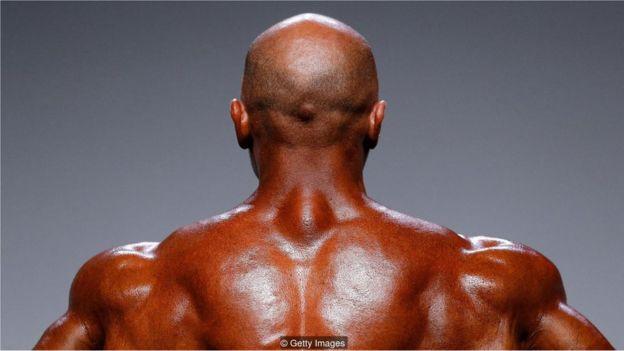 Homem musculoso