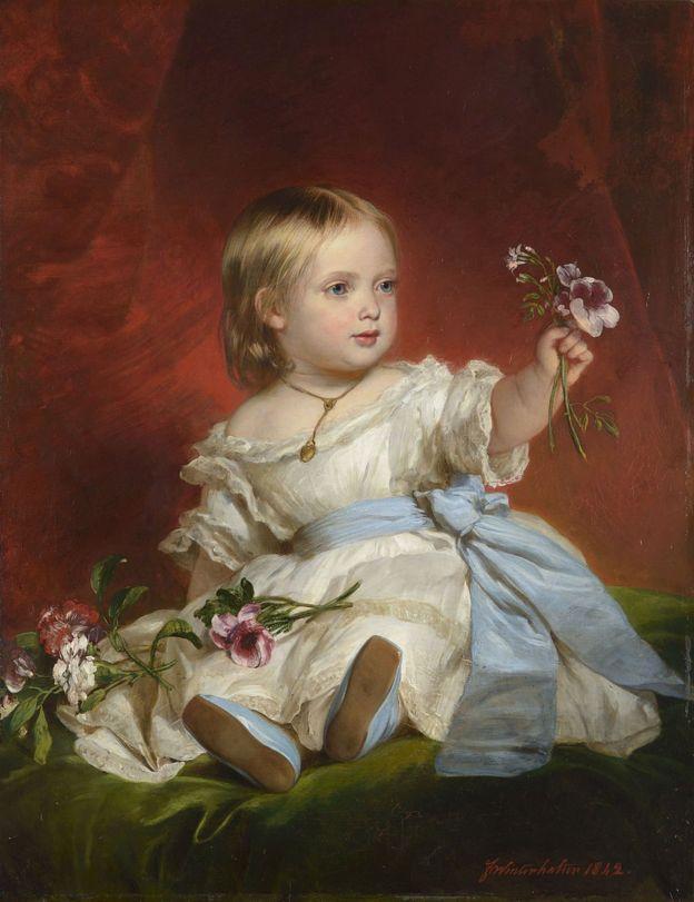 Принцесса Виктория, дочь королевы Виктории