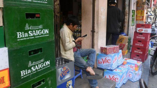 Bia Sài Gòn vang bóng một thời nay đã về tay đại gia Thái