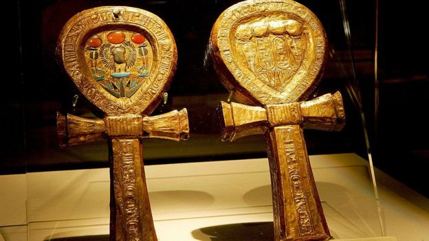 Artefacto egipcio