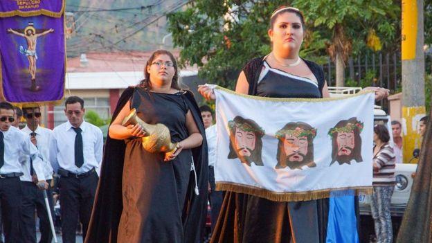 Semana Santa, \Costa Rica