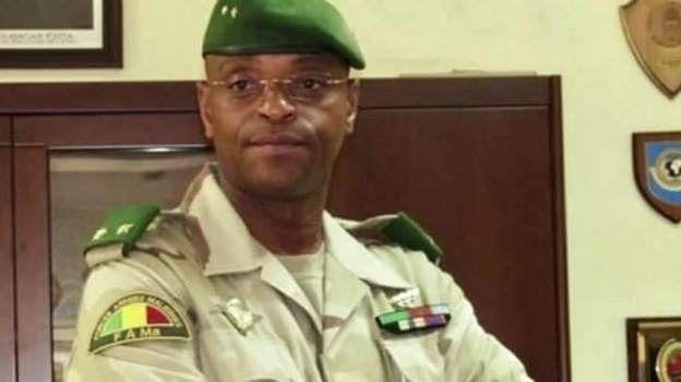 Général Cheick Fanta Mady Dembele