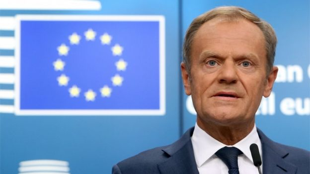 _102263351_donaldtusk_reuters - 'Last call' for deal, Donald Tusk warns UK - UK Great Britain