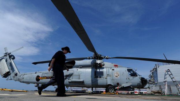 Tranh chấp về lãnh hải ở Biển Đông đặt ra nhu cầu liên kết quân sự trong khu vực