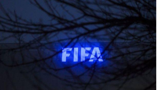 Oficinas centrales de la FIFA en Zurich