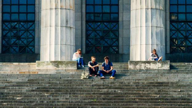 Prédio da Universidade de Buenos Aires