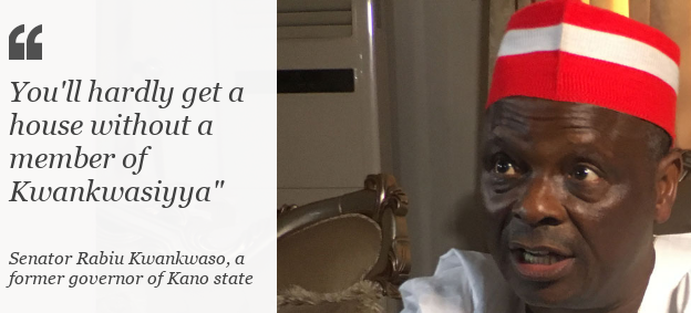 Nigeria election 2019: How 'godfathers' influence politics - BBC News