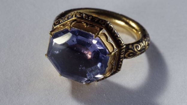 A ring from the 1500s