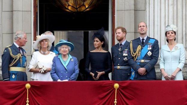 शाही परिवार