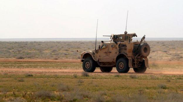آلية حربية أمريكية