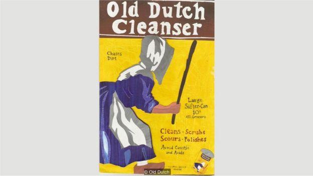 Produto de limpeza da empresa canadense Old Dutch
