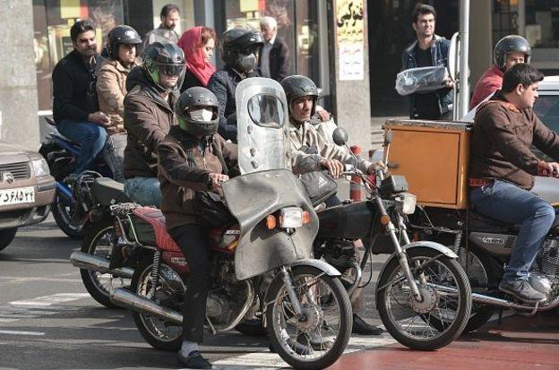 هشت میلیون موتورسیکلت