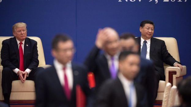 Trump Şi Jingping