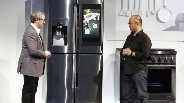 Samsung холодильник