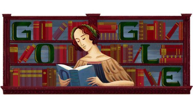 Doodle de Elena Cornaro Piscopia