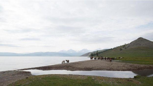 Lago Hovsgol